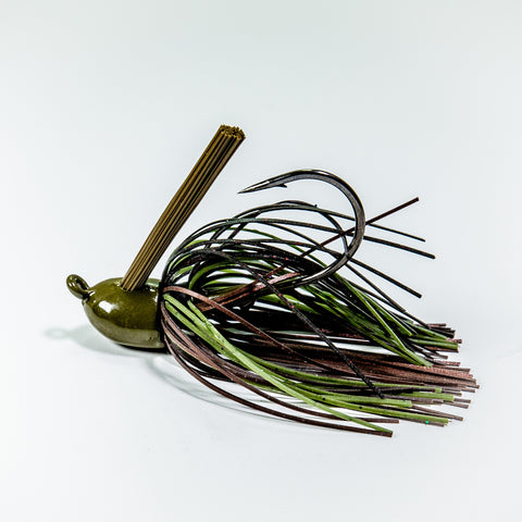 Reaction Jig - Ozark Craw
