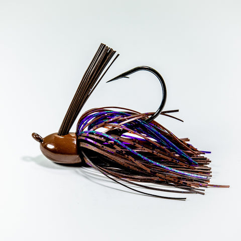 Reaction Jig - Brown Purple Scale