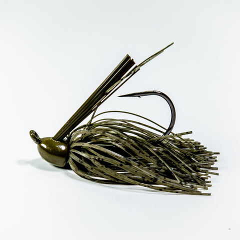 Zapper HD Jig - Green Pumpkin