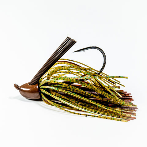 Zapper Jig - Natural Craw