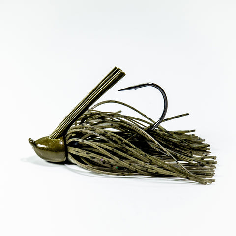 Zapper Jig - Green Pumpkin