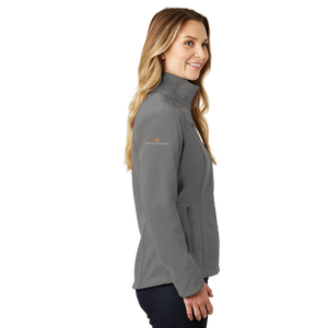 The North Face Womens Apex Barrier Soft Shell Jacket