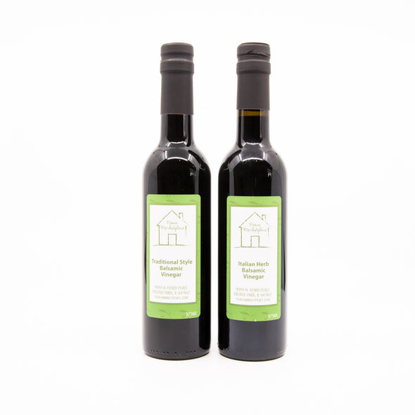 Peace Marketplace Balsamic Vinegar 375ML (available in 2 flavors)