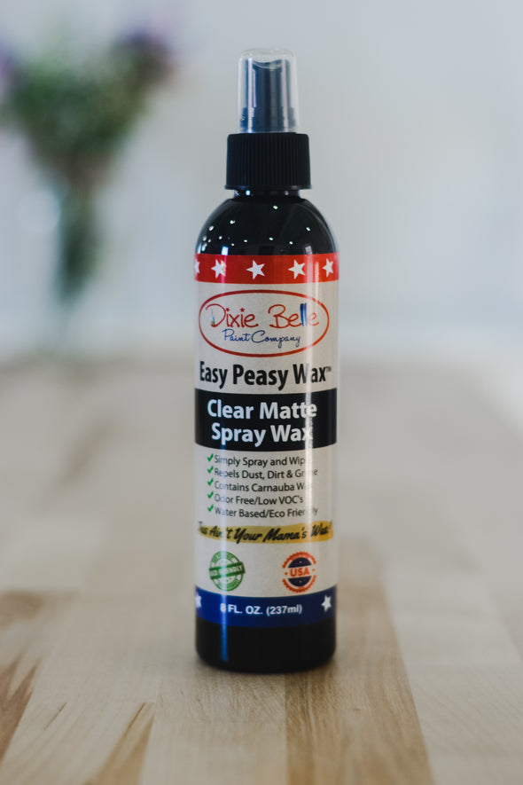 Easy Peasy Spray Wax 8oz