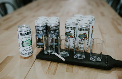 Craft Beer 101 & Tasting with Hailstorm Brewing Co. - Peace Marketplace