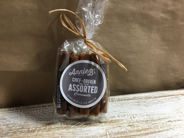 AnnieB's 10-Piece Assorted Caramel Bag