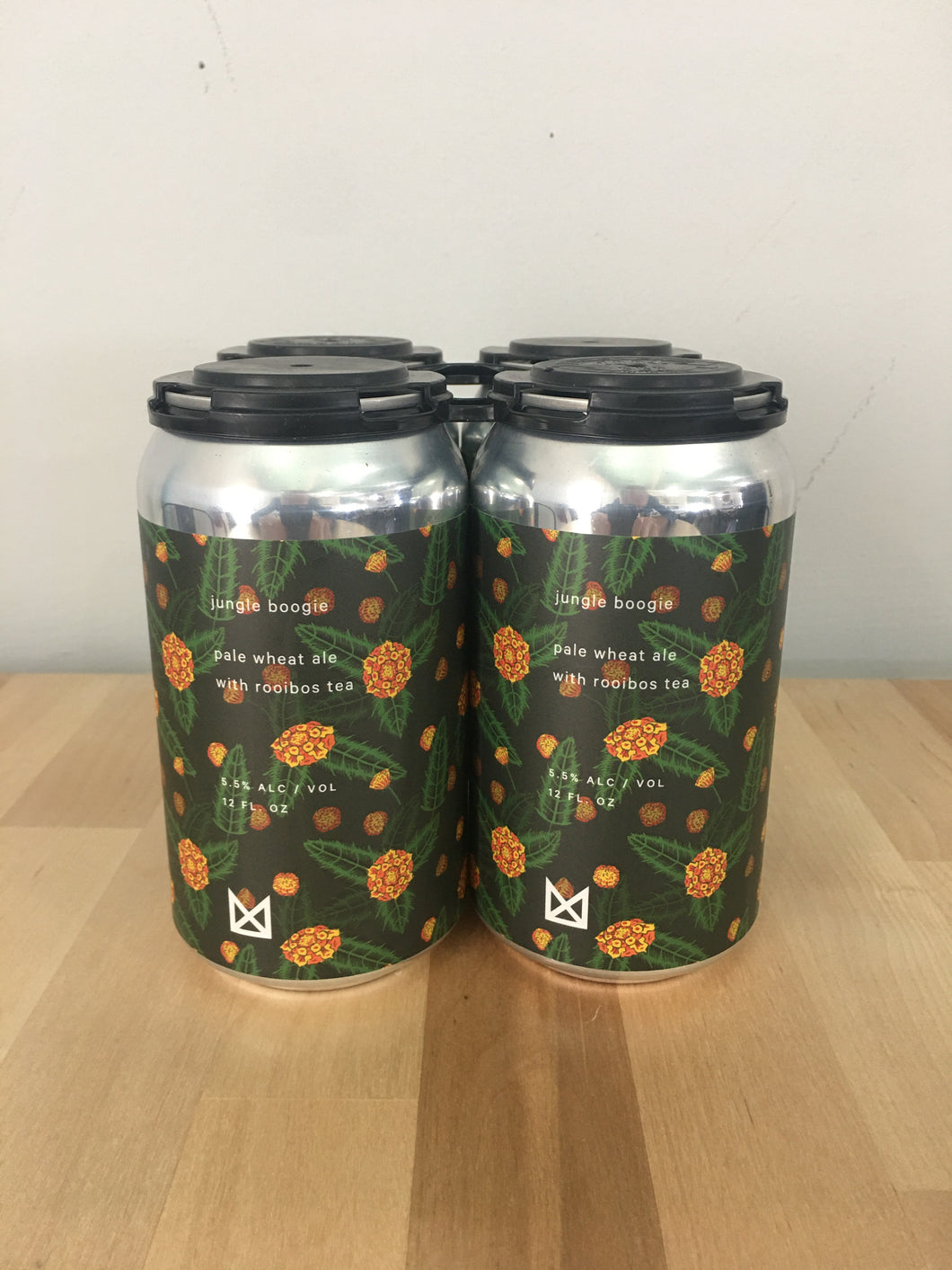 Marz Brewing Jungle Boogie 4 pack 12oz Cans (Available for local delivery only.  Must be 21 or over with valid ID upon delivery.)