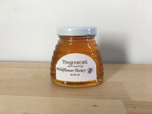 Thornburg Wildflower Honey 3oz