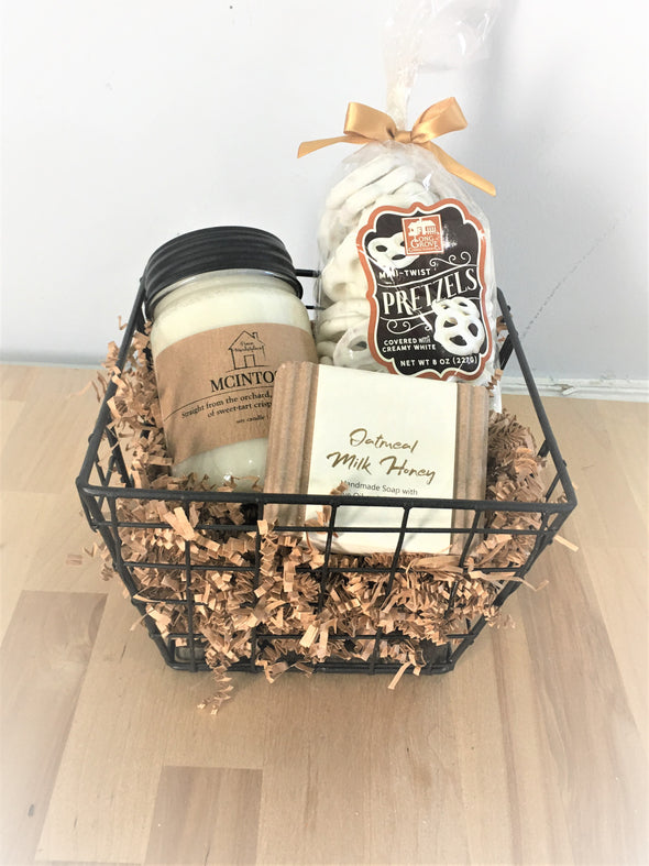 """Peace"" Gift Basket"