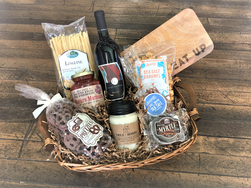Deluxe Appreciation Gift Basket