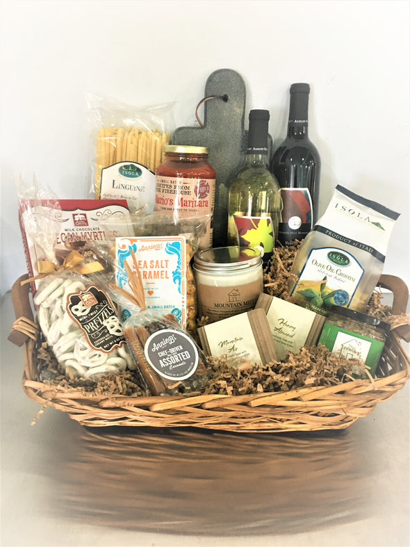 """They'll Be Your Best Friend Forever"" Gift Basket"