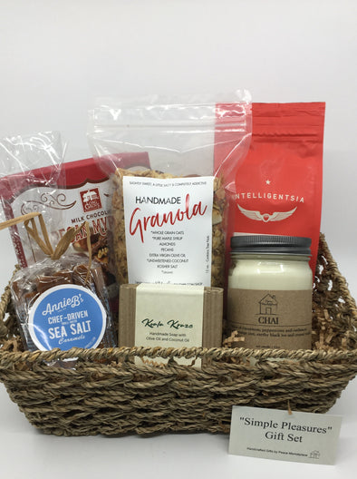 """Simple Pleasures"" Gift Set"