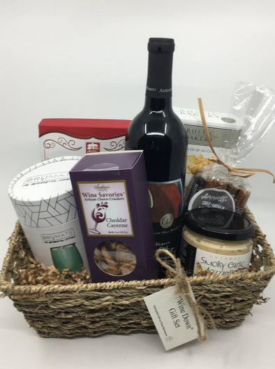 """Wine Down"" Gift Set"