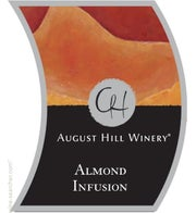 August Hill Almond Infusion 11% ABV (Available for local delivery only.  Must be 21 or over with valid ID upon delivery.)