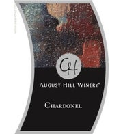 August Hill Chardonel (Available for local delivery only.  Must be 21 or over with valid ID upon delivery.)