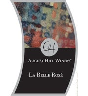 August Hill La Belle Rose (Available for local delivery only.  Must be 21 or over with valid ID upon delivery.)