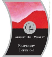 August Hill Raspberry Infusion (Available for local delivery only.  Must be 21 or over with valid ID upon delivery.)