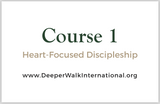 Course 1  - Heart-Focused Discipleship - USB Flash Drive