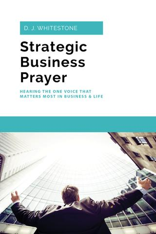 Strategic Business Prayer Set (Book and Workbook)