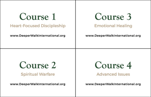 Deeper Walk Institute Set - USB Flash Drive Bundle