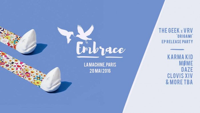 Allo Floride lance son label Embrace Records