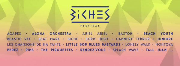 Let's go to the Biches Festival !