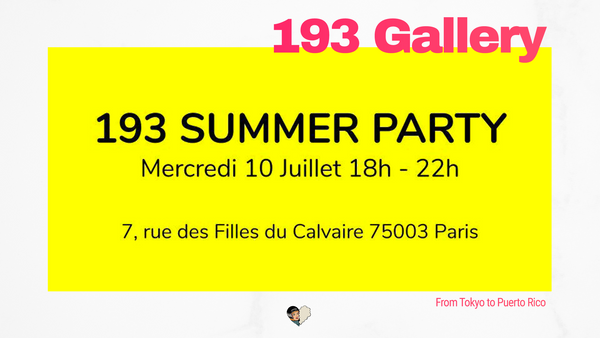 193 Summer Party