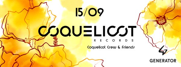 Coquelicot Rooftop Party le 15 septembre