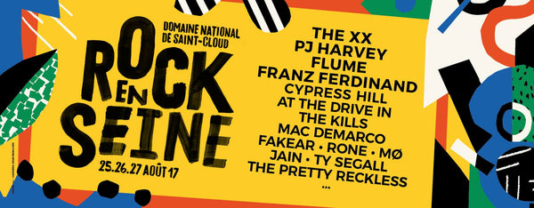 Rock en Seine in da place !