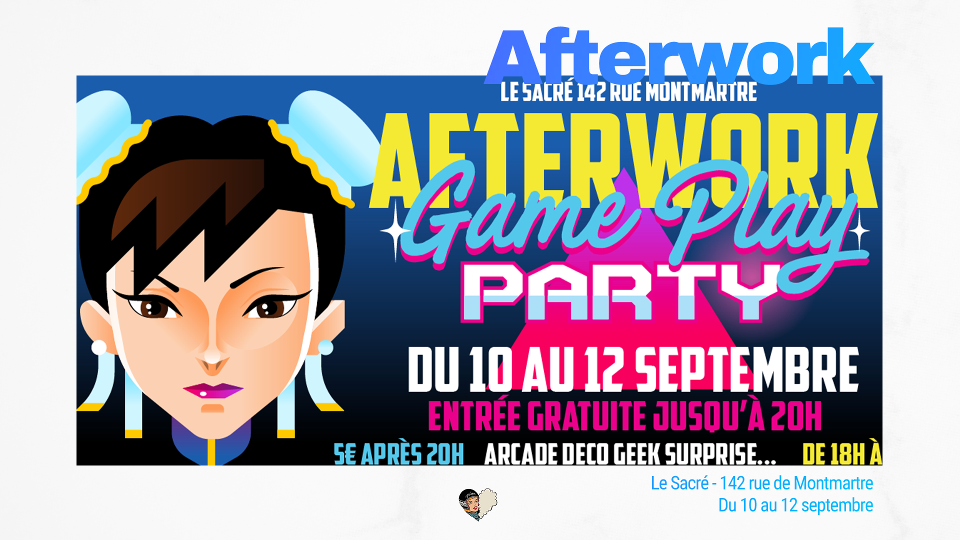 Afterwork Gameplay Party #1