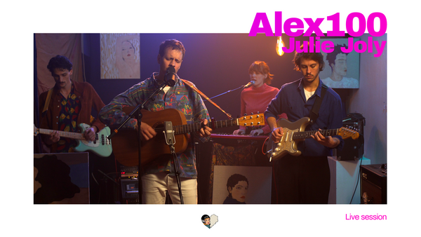 Live session avec Alex100
