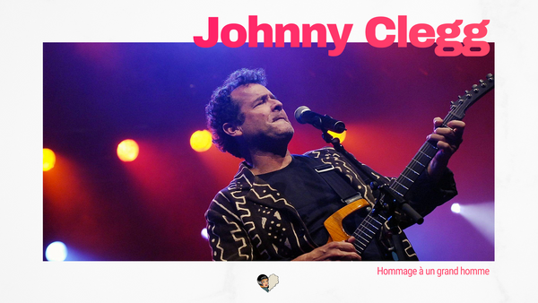 Johnny Clegg - Hommage