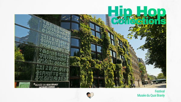 Festival Hip Hop Collections - Musée du Quai Branly