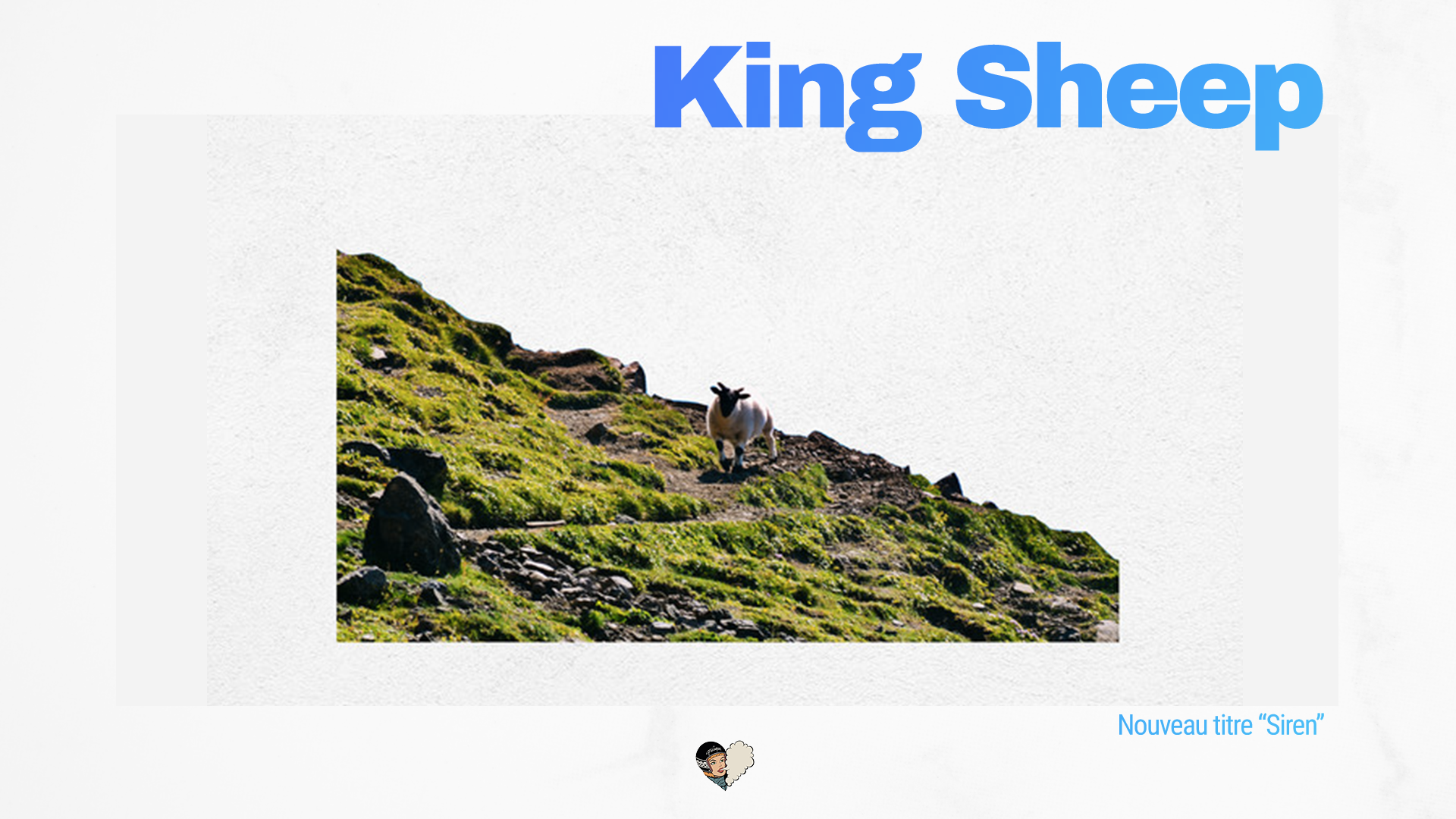 King Sheep balance son second titre