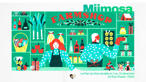 Farmshop • Boutique de Noël par MiiMOSA