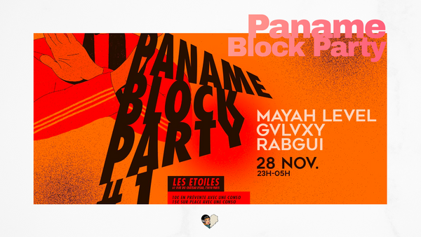 Paname Block Party #1