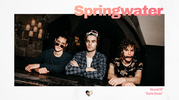Springwater - Some Drives (EP)