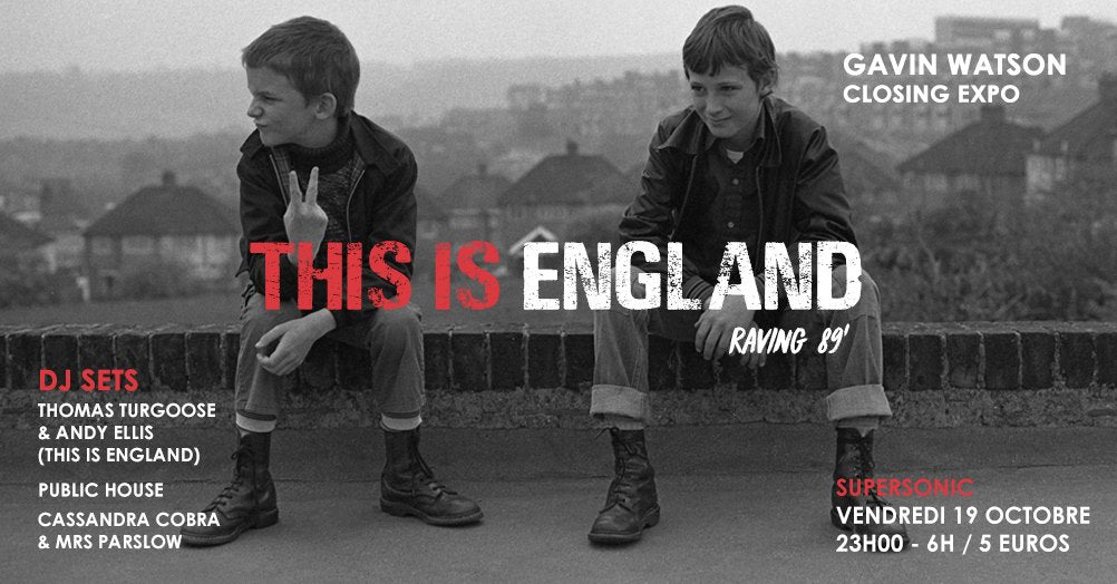 This Is England / Raving 89'