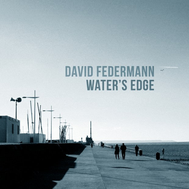La performance audiovisuelle de David Federmann dans son dernier EP Water's Edge.