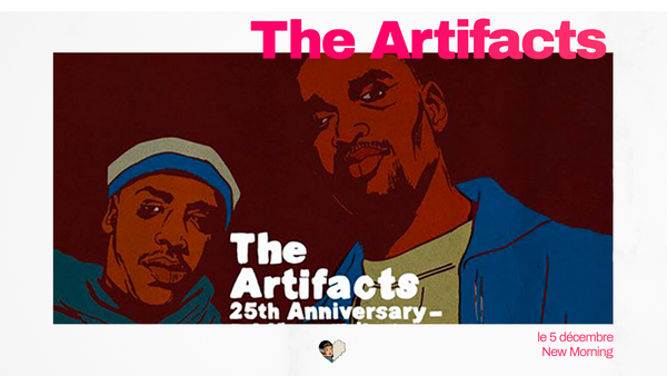 The Artifacts - 25th Anniversary