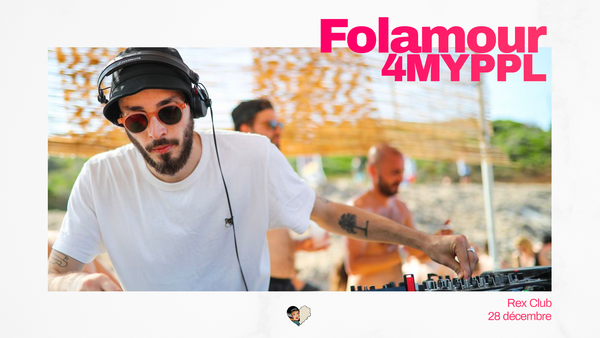 Folamour's 4MyPPL Residency 2019's