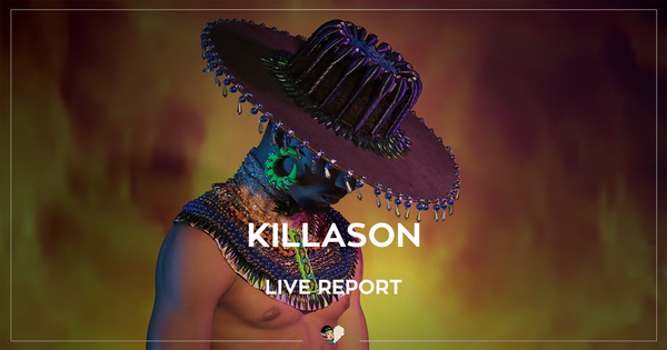 Live Report KillASon à Solidays