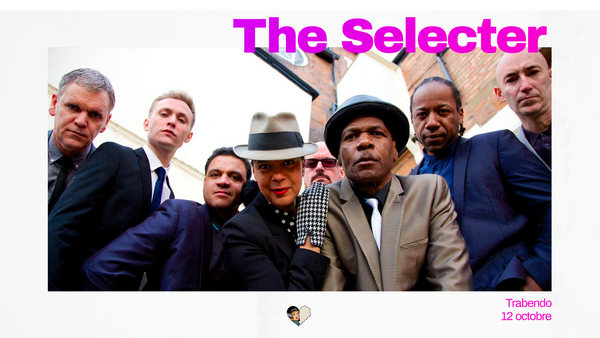 The Selecter au Trabendo