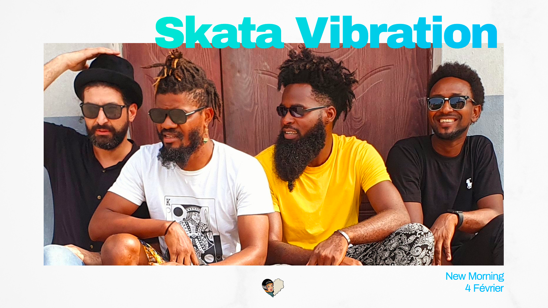 Skata Vibration au New Morning