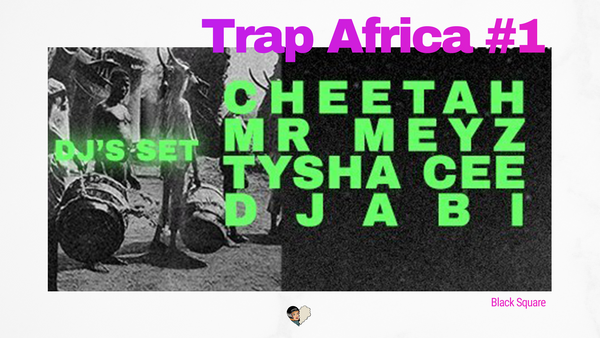 Trap Africa #1 par Black Square