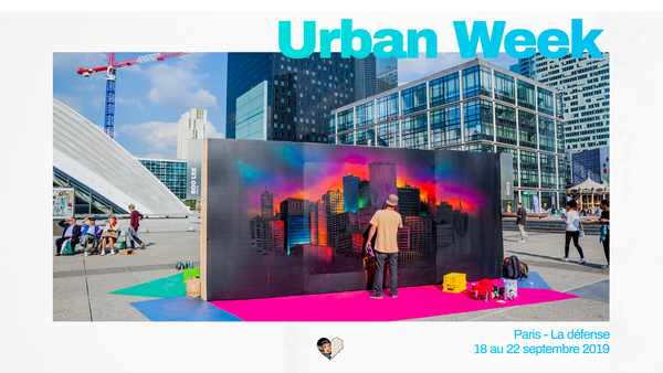 Urban Week Paris 2019