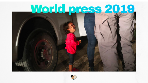 Exposition photographique world press 2019