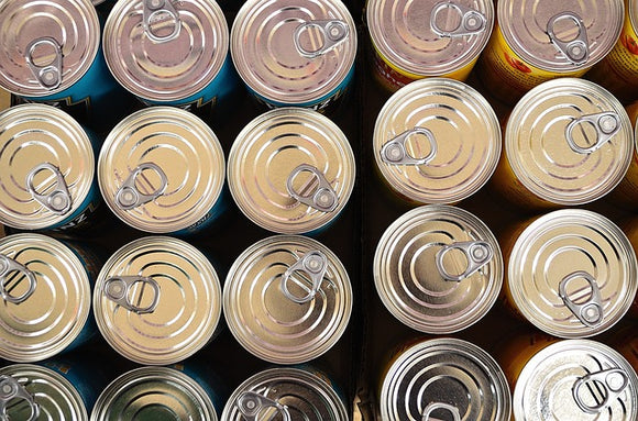 Tinned Soups, Ready Meals & Vegetables