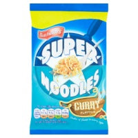 BATCHELORS SUPER NOODLES CURRY FLAVOUR, 100g