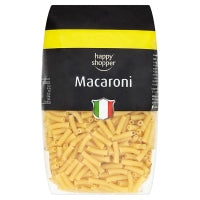 HAPPY SHOPPER MACARONI, 500g